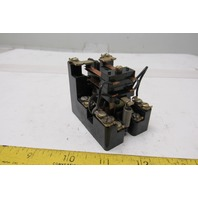 General Electric CR120J220022 General Purpose Relay 115V Coil