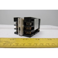 General Electric CR120A02002AA Ser A Industrial Relay 115V Coil