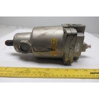 "SMC AMG450C-N06D Pneumatic Water Separator 3/4"" NPT"