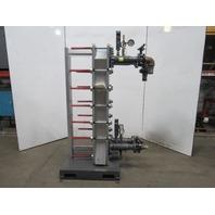 Bell & Gossett 5-415-23-061-024 Thermal Plate Heat Exchanger 64 Plates 150 PSIG