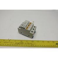 Ferraz Schawmut USCC3 Ultra Safe 30A 3 Pole 600V Fuse Holder