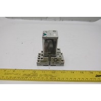 Automation Direct 750-3C-240A Relay W/750-3C-SKT Base
