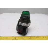 Allen Bradley 800H-PRL16R Green LED Pilot Light