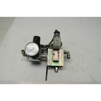 Numatics 031SA4412000030 Pneumatic Solenoid Valve W/R14R-02 Regulator