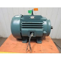 Baldor 100Hp Electric Motor 444TSC Frame 460V 3Ph 1180RPM