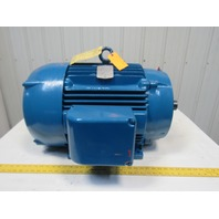 Baldor CM4110T 40HP Electric Motor 460V 3Ph 1775 RPM 324TC Frame