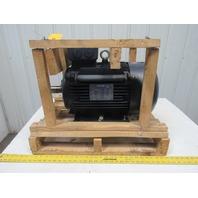 Leeson C160T17FZ2C 20Hp Electric Motor 230/460V 3Ph 1765RPM DF160L Frame