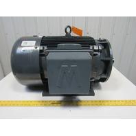 World Wide 30Hp Electric Motor 208-230/460V 3Ph 1180RPM 326TC Frame