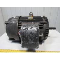 Baldor M4103T 25Hp Electric Motor 230/460V 3Ph 1760RPM 248T Frame
