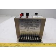 Tsubaki TSB 152 Shock Relay 230/115VAC 50/60HZ 50VA