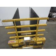 Cascade 20D-CC-35A Carton Clamp Lift Truck Attachment 2000lb Cap.