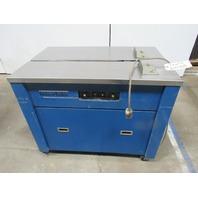 Interlakes Power 100 Trackless Plastic Strapping /Banding Machine 115V 1 Ph
