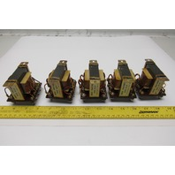 TSUBAKI Current Transformer Shock Relay Lot of 5