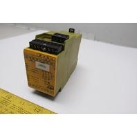 Pilz 777586 PZE X4VP4 24VDC 4N/O Safety relay Module
