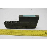 Siemens 6ES7 132-4BB30-0AB0 Digital Output Module W/6ES7 193-4CA40-0AA0 Base
