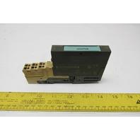 Siemens 6ES7 138-4CA00-0AA0 Power Module W/6ES7 193-4CD20-0AA0 Base