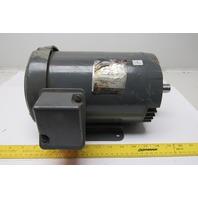 US Motor F031 1Hp Electric Motor 230/460V 3Ph 1145RPM 145TC Frame