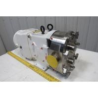 AMPCO RBZP1-130-DM Positive Displacement Sanitary Pump