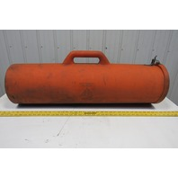 AIR Systems SVH-DC25 Plastic HVAC Hose Duct Carrier With 3 Hose Sections 16'
