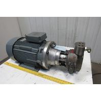 Vem Moog K11R180L4 22/26kW 480V 50/60Hz Radial Piston Pump 280 Bar