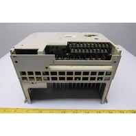 Mitsubishi FR-A044-1.5K-UL 2HP Variable Frequency AC Drive Missing Cover