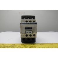 Telemecanique LC1D32BD Contactor 200-600V 10-25Hp 24VDC Coil