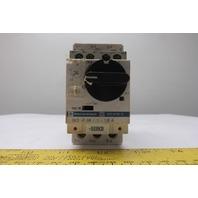 Schneider/Telemecanique GV2-P06 / 1-1.6A Motor Circuit Breaker 3 Pole