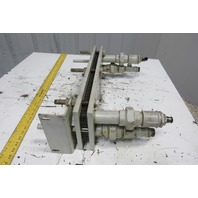 GEA VT04  CD-16 Thermal Plate Heat Exchanger 8 Plates 260 PSIG