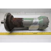 "Denison 35-25771-W Ram Cylinder Assembly From 4 ton 10"" Stroke Press"