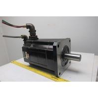 Mitsubishi 56H2CSBM HA 200CS AC Permanent Magnet Servo Motor W/ Encoder