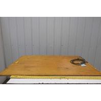 "56"" x 35-1/2"" Pressure Sensing Safety Operator Mat"