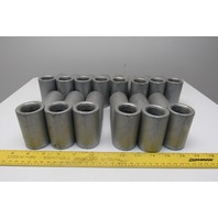 """Crouse Hinds LB37 1"""" Conduit Outlet Body Fitting Lot of 14"""