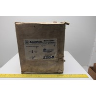 "Appleton LL200-M 2"" Malleable Iron Rigid Conduit Body"