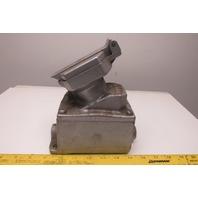 Crouse Hinds ENR11201 M3 20 amp 125V Outlet Receptacle for Hazardous Locations