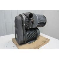 Paxton RM87E 5Hp 14,900 RPM 325 CFM 208-230/460V 3Ph Centrifugal Blower Motor