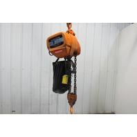 Harrington ES2B-3113 3 Ton Capacity 17/5.6 Lift Speed 31' Travel Chain Hoist