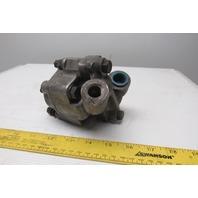 "11251P73 Aluminum Body Hydraulic Motor 3/8"" Ports"