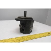"""John Barnes G4208B2A106N00 Hydraulic Motor 1/4"""" x 3/8"""" NPT"""