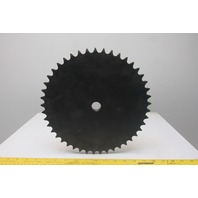 "Martin 60 50 #60 Single Row Roller Chain Sprocket 11-3/16"" OD 15/16"" Bore"