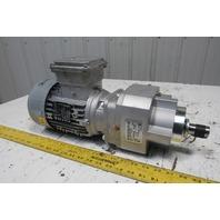 Nord SK80LP/4 CUS TW 23:1 Ratio .75kW 1Hp 230/460V Gear Motor