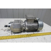 Nord SK90SP/4 CUS TW 18.40:1 Ratio 1.10kW 1.5Hp 230/460V Gear Motor