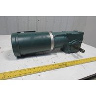 Dodge 233A15R14 15:1 Ratio 2Hp 208-230/460V 60Hz Right Hand Output Gearmotor