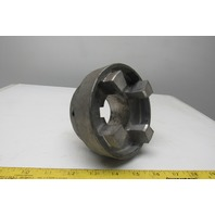 "Magnaloy Model 500 Aluminum Drive Coupling 2-1/8"" x 1/2""KW"