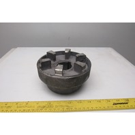 "Magnaloy Model 600 Aluminum Drive Coupling 1-3/4"" x 3/8""KW"