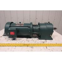 Reliance P18S3070 11.4:1 Ratio 117RPM 5Hp 208-230/460V 60Hp Gearmotor