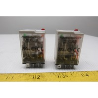 Automation Direct 782-2C-120A Control Relay 120V Coil Lot of 2