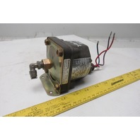 Barksdale D1H-H18 Pressure Or Vacuum Actuated Switch