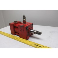 "2-1/2"" Bore 1/2"" Stroke 1"" Rod Double Acting Hydraulic Cylinder"