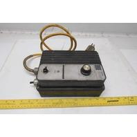 Bodine Electric 815 Type FPM Adjustable DC Speed Torque Control 115VAC 50/60Hz