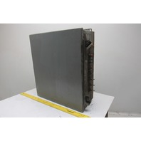 """SCE 16"""" x 14"""" x 6"""" Type 12 Electrical Enclosure With Back Plate"""